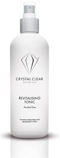 Cristal Clear revitalising tonic
