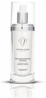 Cristal Clear skin brightening complex